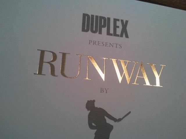 Duplex Runway