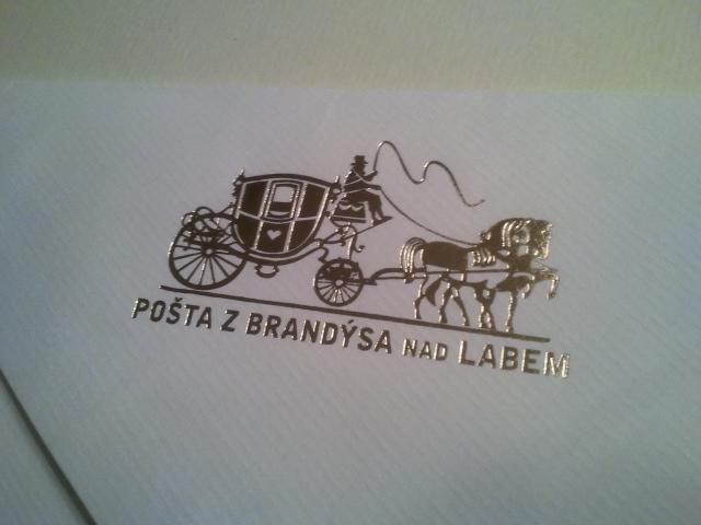 Pošta Brandýsa nad Labem